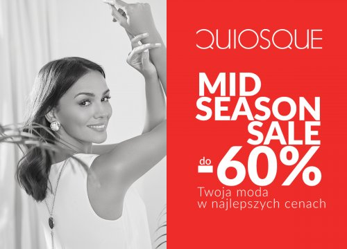 Mid Season Sale w QUIOSQUE!