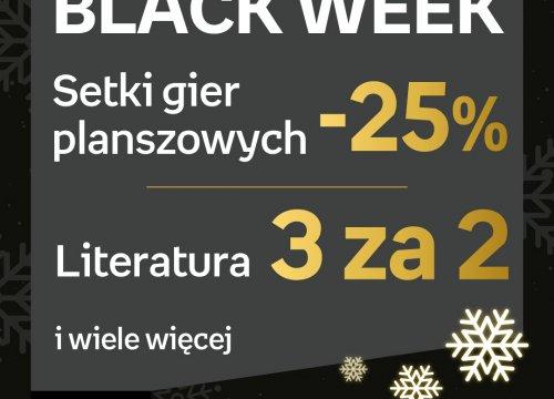 Black Week w Empiku